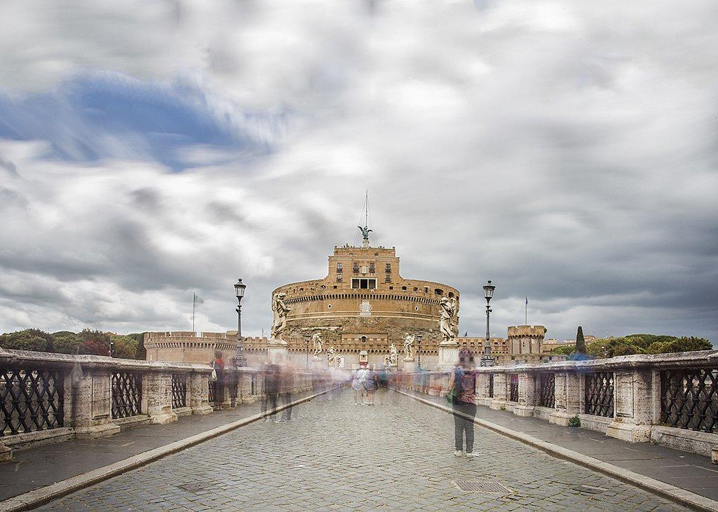 Rome - Castel Sant'Angelo