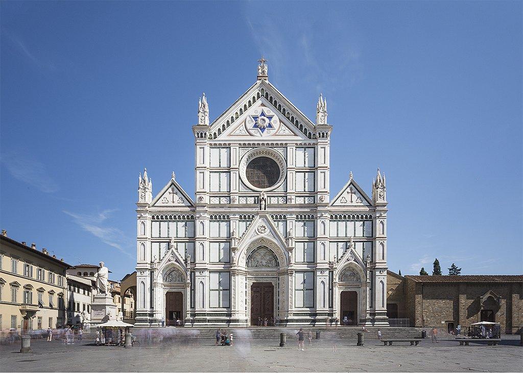 Florence - Basilica Santa Croce