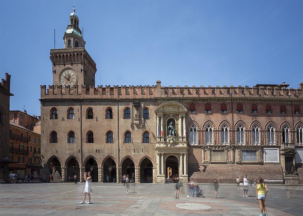 Bologna - Palazzo d'Accursio