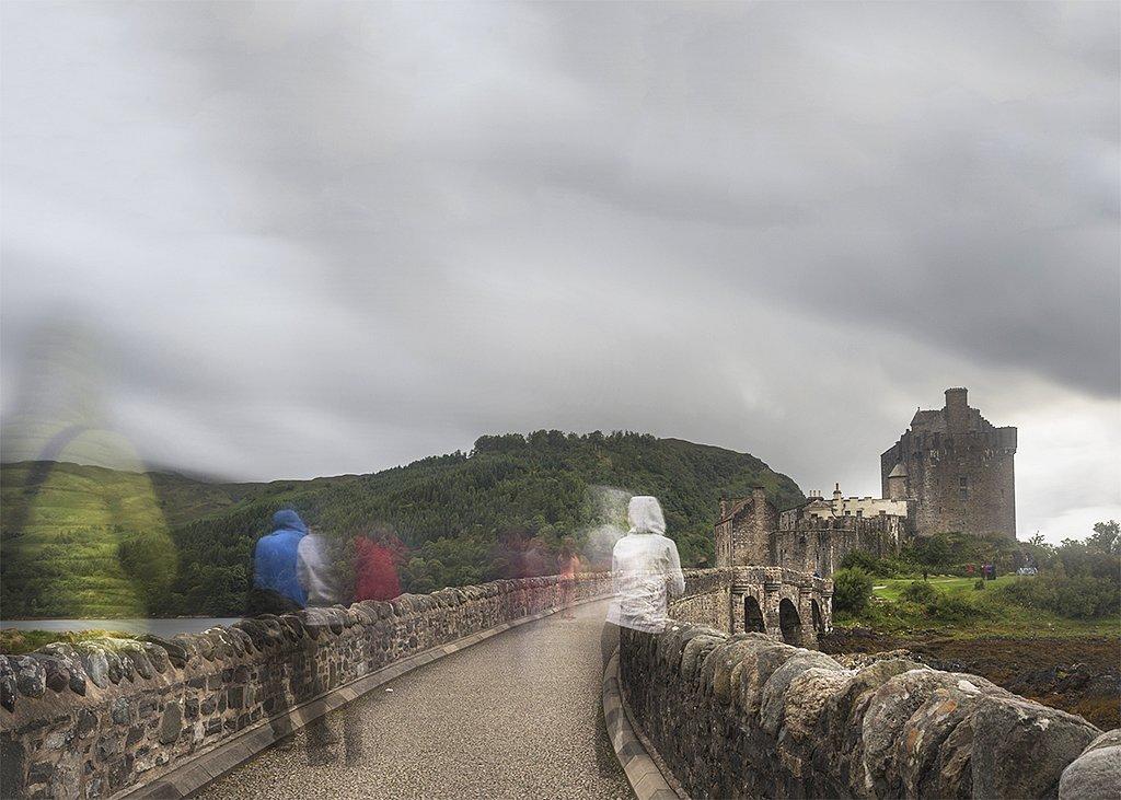 Kyle of Lochalsh - Eilean Donan Castle